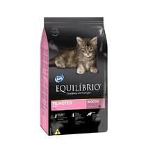 Comida Para Gatos Equilibrio Kitten Filhotes 1,5 Kg
