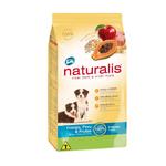 comida-para-perros-naturalis-puppy-frango-peru-frutas-15-kg
