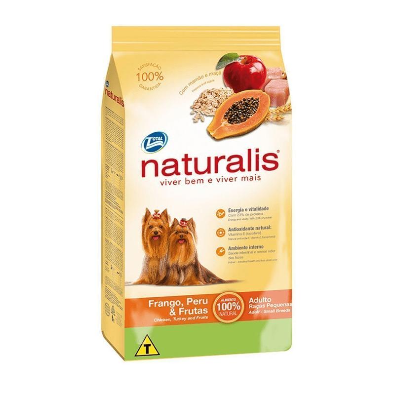comida-para-perros-naturalis-adult-small-breed-frango-peru-frutas-2-kg