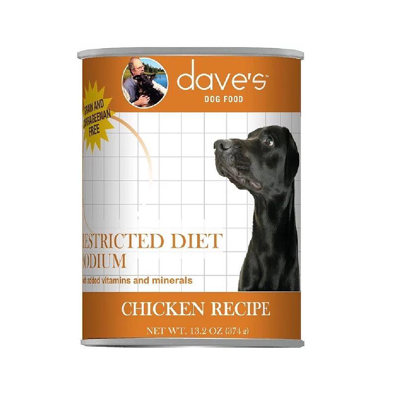 Comida-Humeda-Para-Perros-Daves-Restrict-Chicken-13-Oz