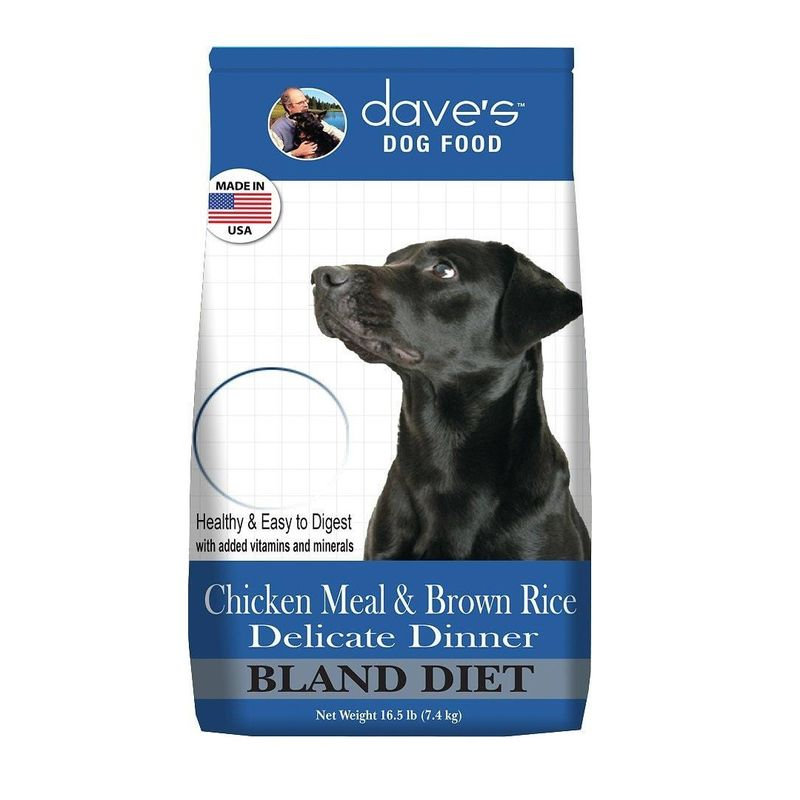 Comida-Para-Perros-Daves-Restricted-Diet-Chicken-Meal---Brown-Rice-4-Lb