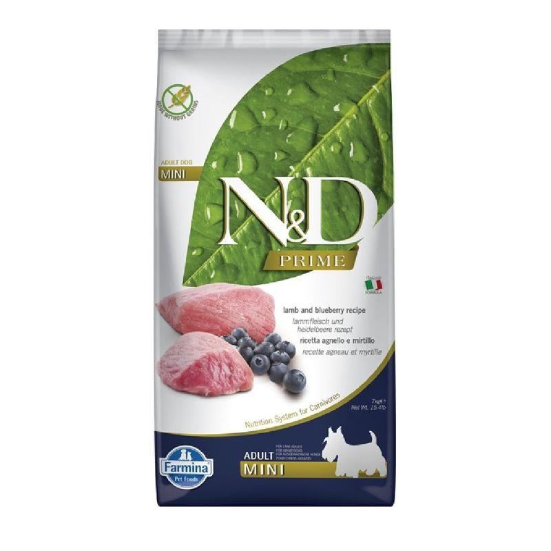 Comida-Para-Perros-N-D-Grain-Free-Cordero-Mini-Breeds-2.5-Kg