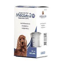 Anti Inflamatorio Para Perros y Gatos Mecox Medium 30 Ml