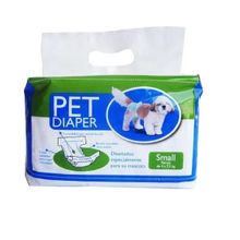 Pañal Higienico Para Perros Pet Diaper Talla M 10 Unidades