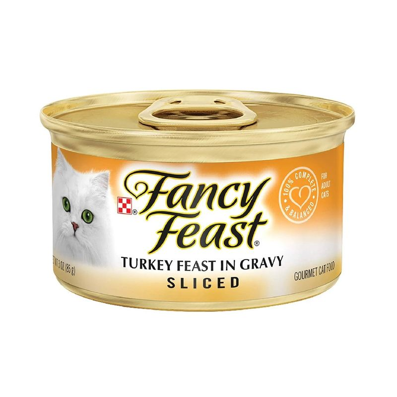 Comida-Para-Gatos-Fancy-Feast-Sliced-Turkey-85-Gr